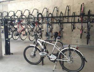 Novos prédios em São Paulo trocam garagem por bicicletário